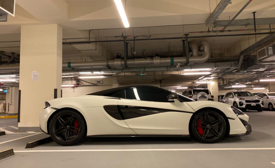 Mclaren 570s Coupe MY 2016